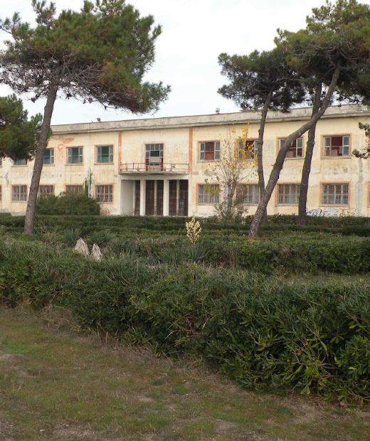 Former Colonia Olivetti