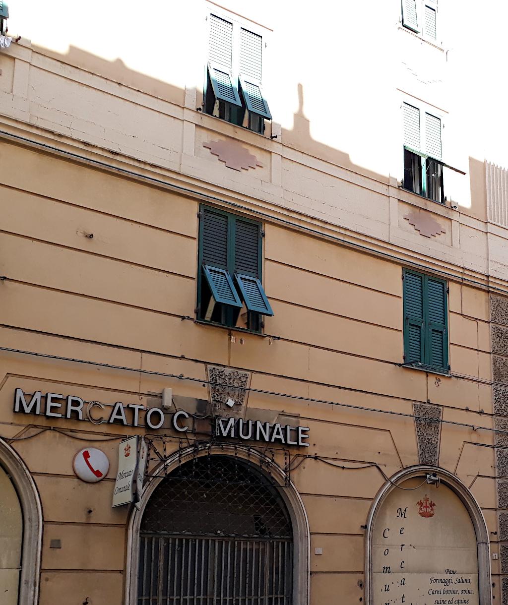 Former Market Cortellazzo
