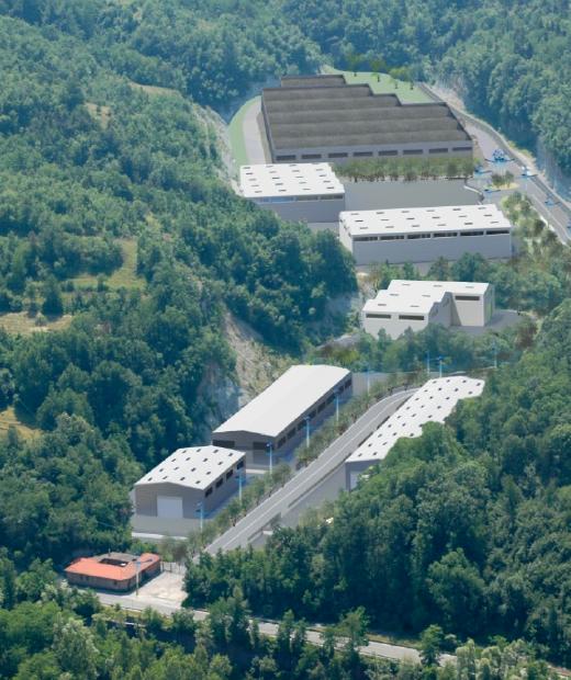 Building Complex in Pertite