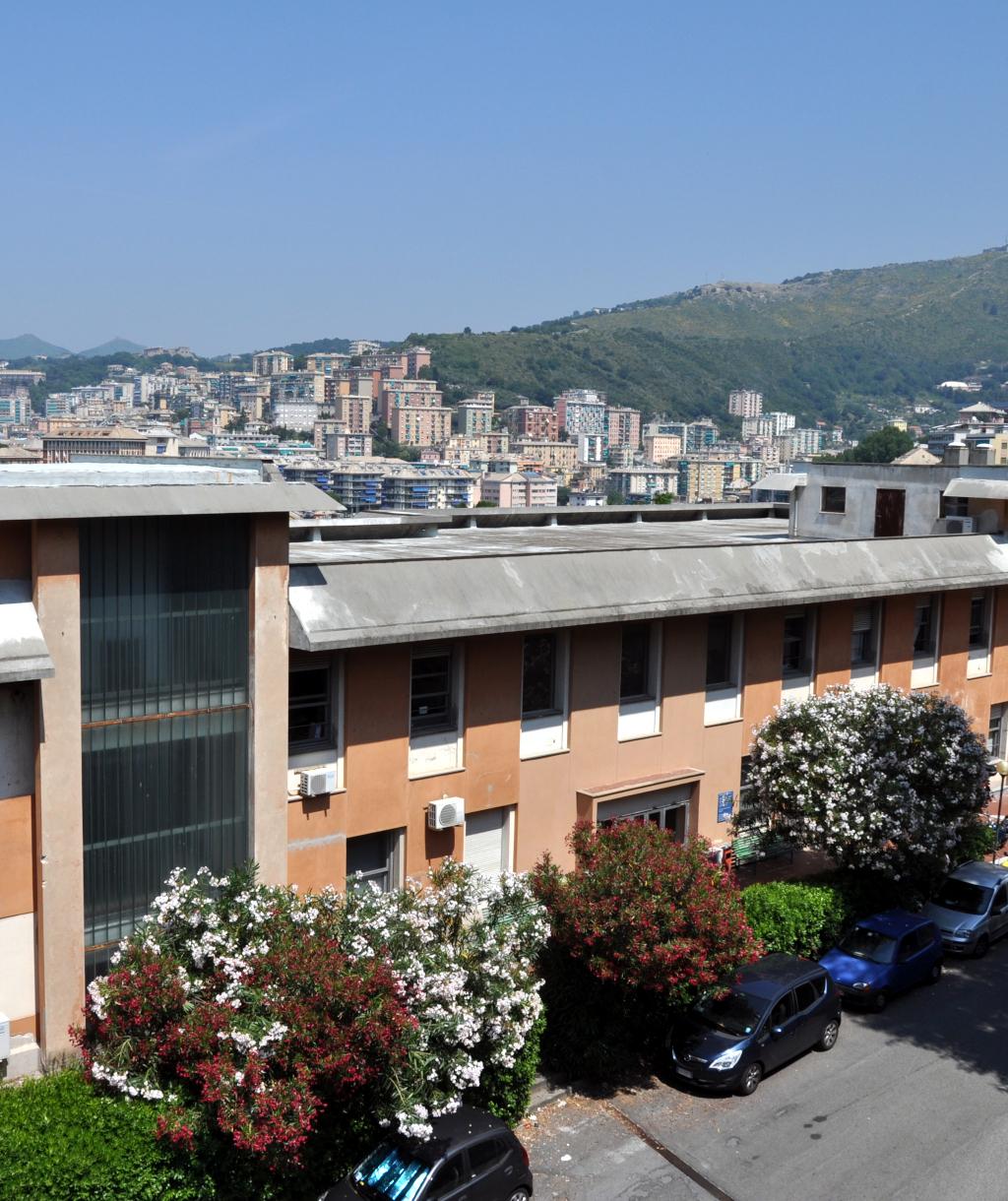 Former Psychiatric Hospital area 3