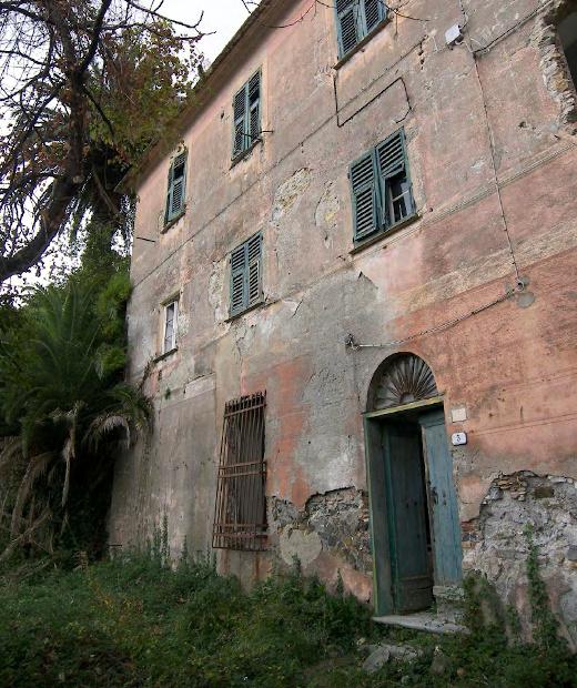 Former Villa Ansaldo Hospital