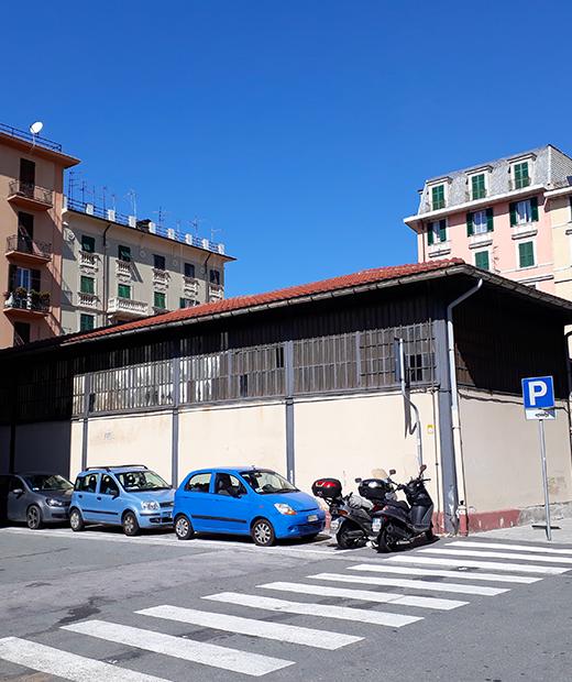 Former Cornigliano Market