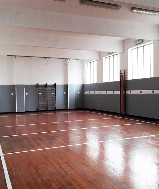 Former School in Viale Brea