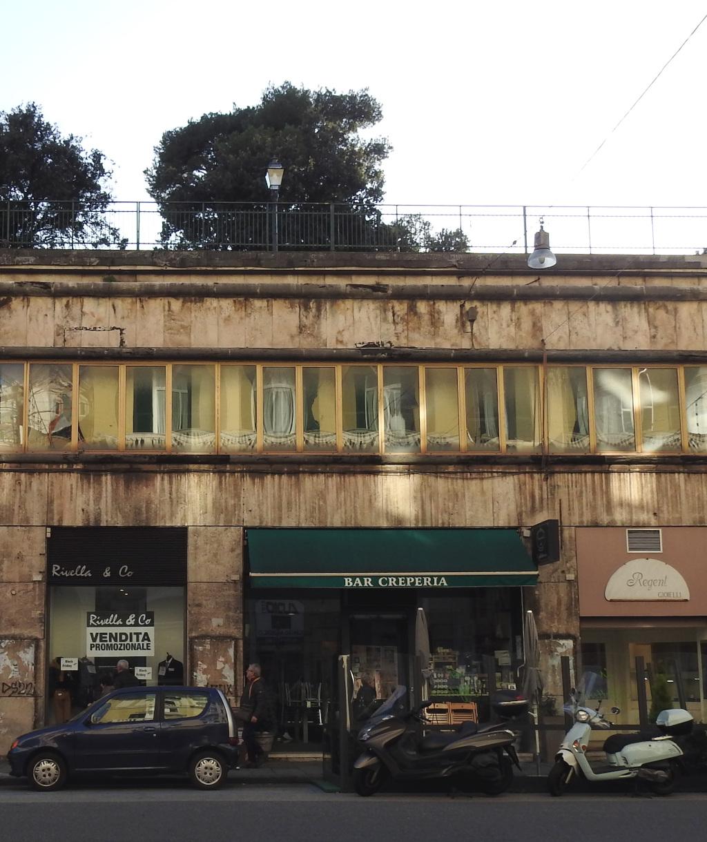 Via SS. Giacomo e Filippo Offices and Shops